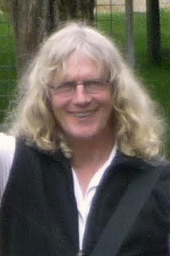Dominique Clergue, professeur de l'école Nuage~Pluie